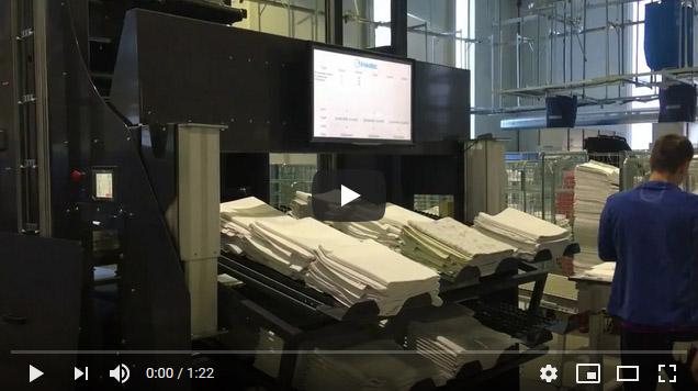Inwatec Linen Storage