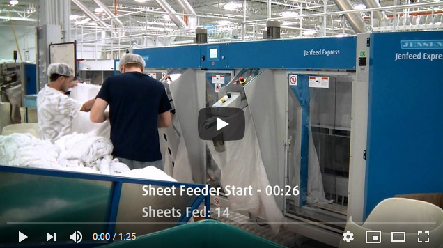 Speed record for new Jenfeed Express