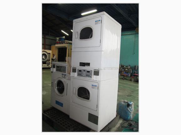 ヒュービッシュ ガス乾燥機2段式 20GW