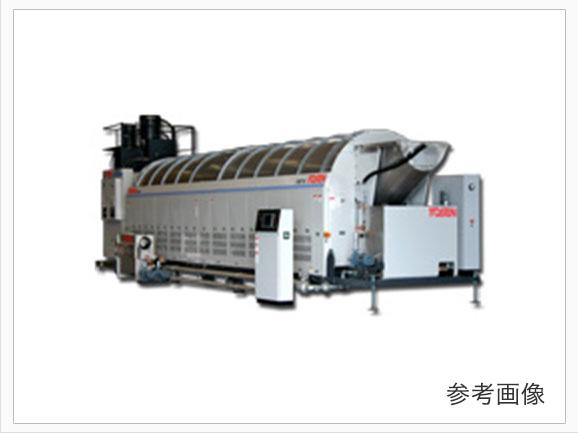 東京洗染機械 連続洗濯機 GIII-4