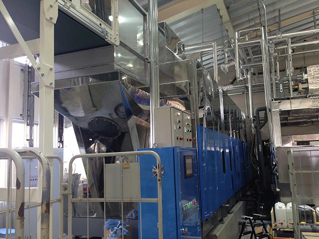 三菱重工 14槽連洗 CP-19-14
