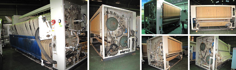 東京洗染機械 シーツローラー NSYⅡ-433