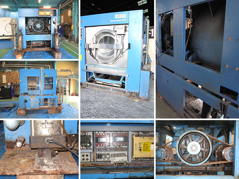 アサヒ製作所 100kg水洗機 WEU-100VM