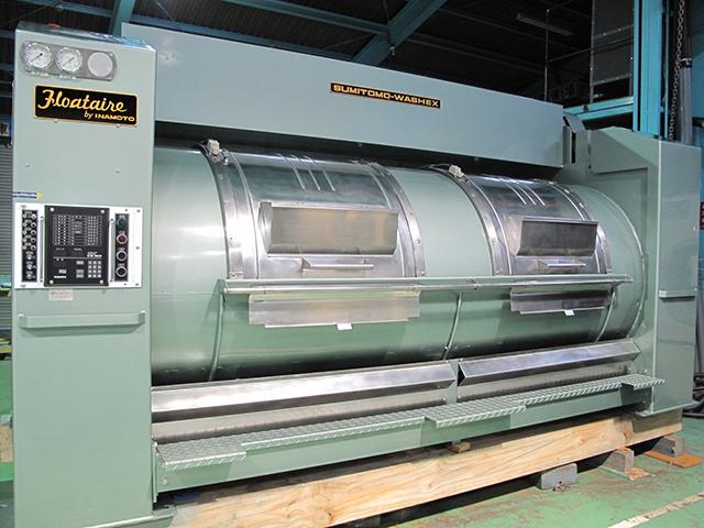稲本製作所 270kg水洗機 600FLA