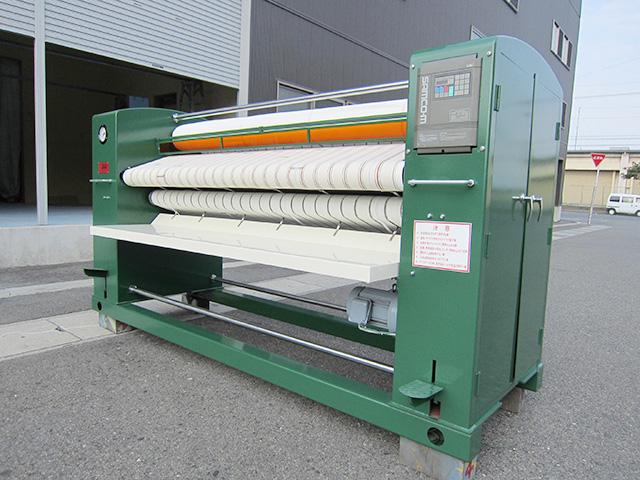 森機械製作所 シーツアイロナー MM-LUCKY