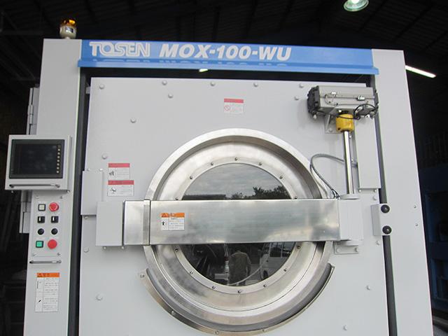 東京洗染機製作所 水洗機 MOX-100WU