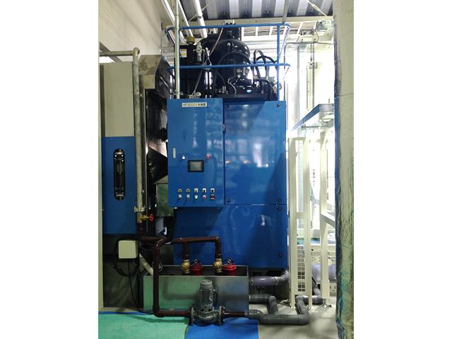 三菱重工 油圧脱水機 HP-3000V