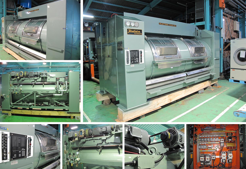 稲本製作所 水洗機 600FLA