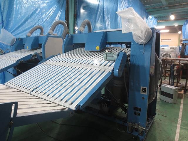 東都フォルダー工業 浴衣投入機 P4M-FE-L